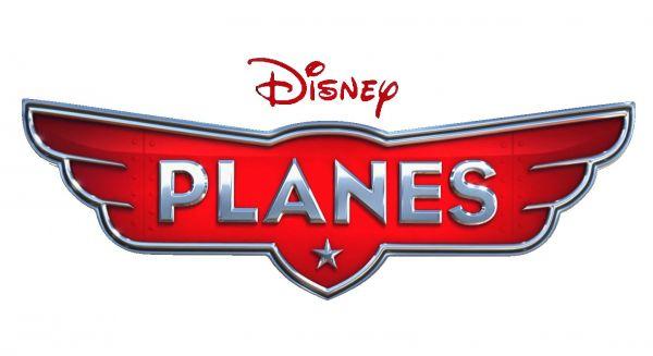 Logo del gioco Planes per Nintendo Wii