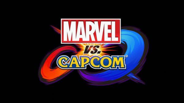 Logo del gioco Marvel Vs. Capcom: Infinite per Xbox One