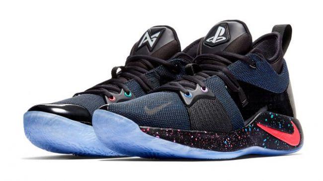 Paul George, Nike e PlayStation presentano le Nike PG 2 a tema  5XFteB