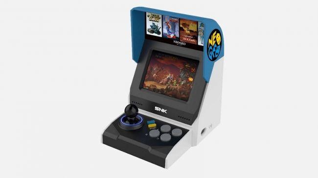 Presentato il Neo Geo Mini