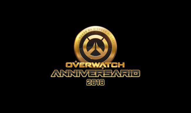 Overwatch: il via ai festeggiamenti del secondo anniversario