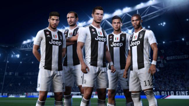 FIFA 19: primo teaser trailer con Cristiano Ronaldo alla Juventus