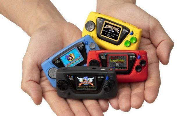 NEWSV2 601324 1591174030 - Game Gear Micro: la minuscola console SEGA per festeggiare i 60 anni