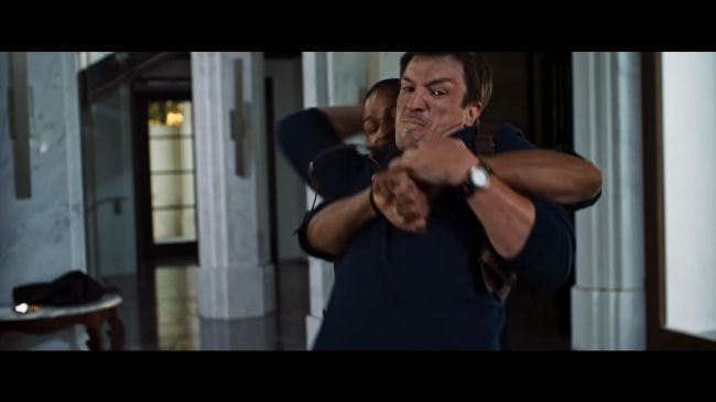 Nathan Fillion è il protagonista di Uncharted! Però è un fan film…