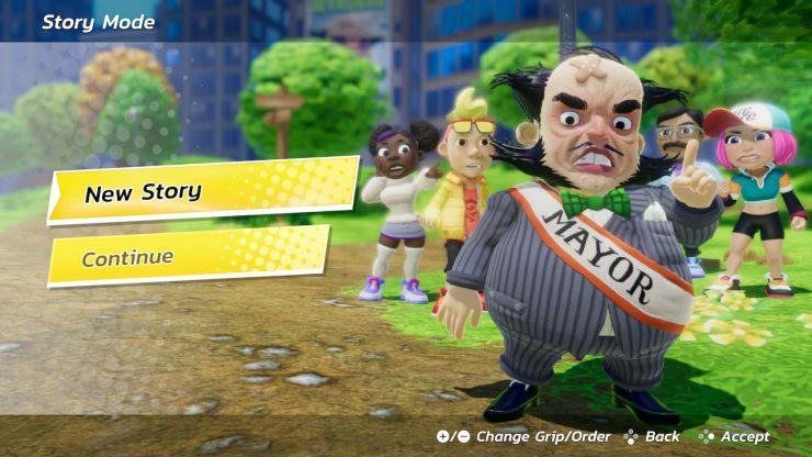 Stunt Kite Party per Nintendo Switch
