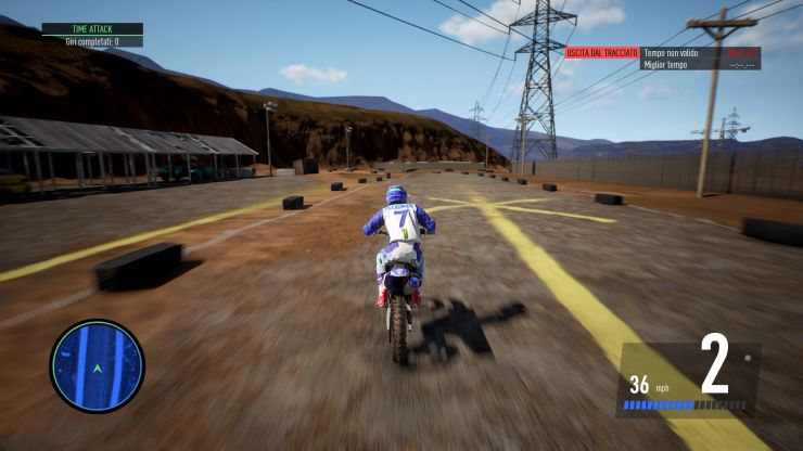 Monster Energy Supercross - The Official Videogame 3 per PlayStation 4