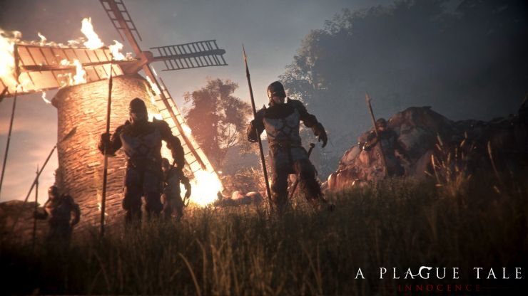 A Plague Tale: Innocence per PlayStation 4