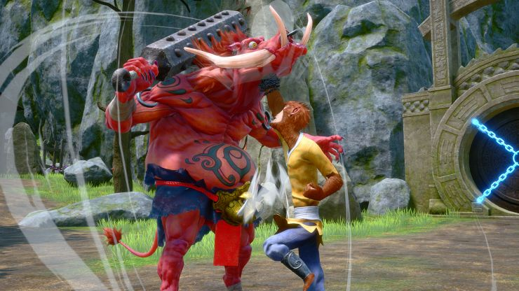 Monkey King: Hero is Back per PlayStation 4