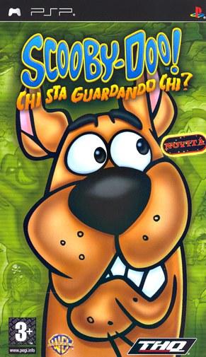Scooby Doo Chi Sta Guardando Chi Per Psp Gamestorm It