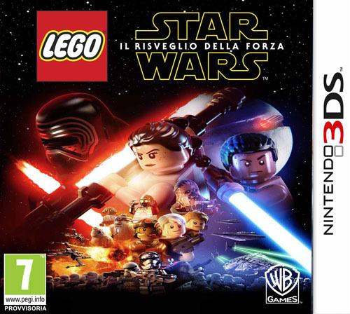 codici lego star wars il risveglio della forza ps3