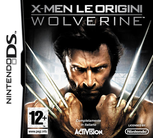 X men le origini: wolverine per ds gamestorm.it
